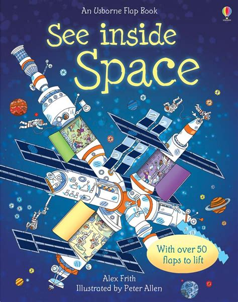 see inside space at usborne children s books
