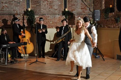 wedding swing bands hire a swing band for vintage parties silk street