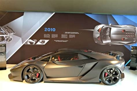 Lamborghini Museum Italien by Visiting The Lamborghini Museum In Sant Agata Bolognese
