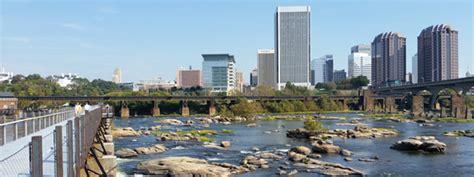 daycare richmond va downtown richmond skyline and river