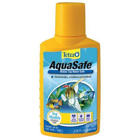 Tetra Aqua Safe tetra aquasafe water conditioner petco