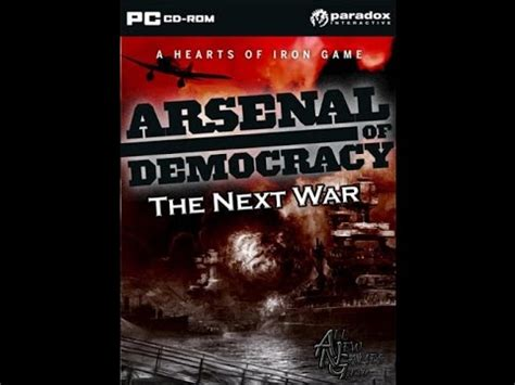 arsenal democracy arsenal of democracy the next war 1 серия боремся с