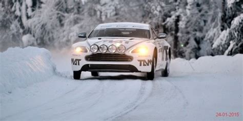 aston martin rally car aston martin rally car project is a beast to behold