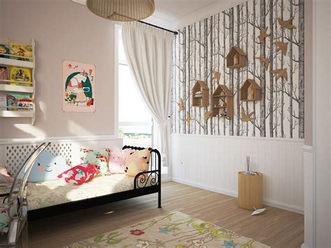 childrens room cute kids rooms by fajno design