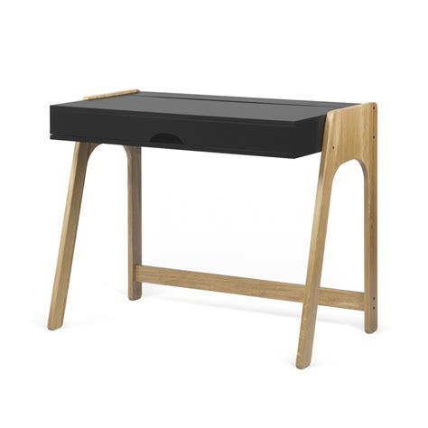 scrivania ribaltabile temahome scrivania aura con piedi in legno con piano