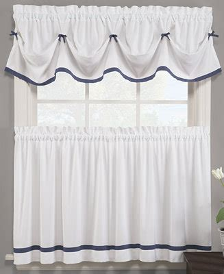 36 cafe curtains saturday knight pair of kate 29 quot x 36 quot cafe curtains