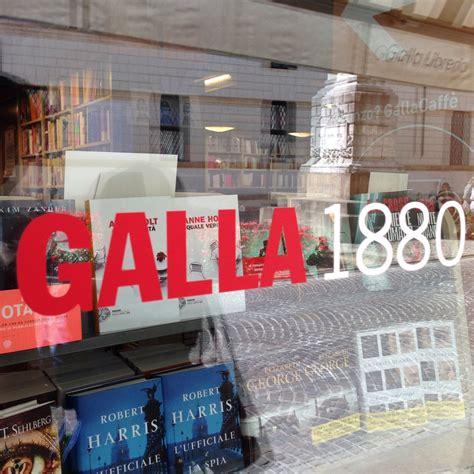 galla 1880 libreria libreriagalla