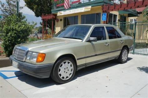 how does cars work 1986 mercedes benz s class auto manual 1986 mercedes benz 300e german cars for sale blog