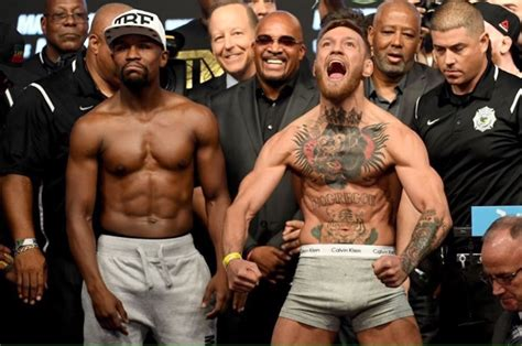 omg conor mcgregor man meat is huge celebnsports247