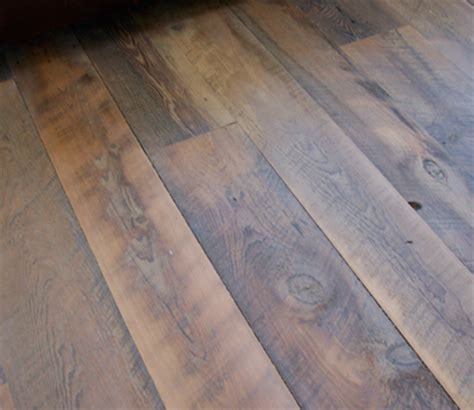 Rustic Wide Plank Flooring Reclaimed Rustic Hemlock Wood Flooring