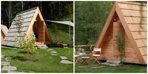 wooden tent wooden tent