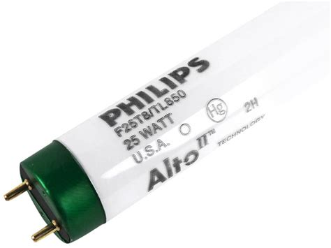 Lu Tl 36 Watt 1 Set philips 25 watt 36 inch t8 bright white fluorescent bulb