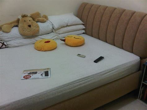 Bed Guhdo Single obral garage sale 2nd bed kursi jati sofa bed dll kaskus archive
