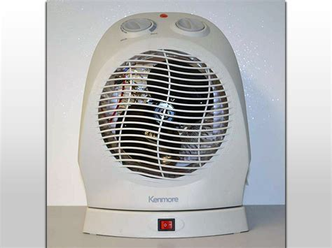 kenmore oscillating compact fan heater kenmore oscillating fan heaters recalled by sears and