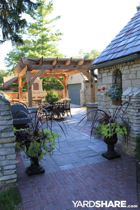 side patio ideas landscaping ideas gt side yard patio yardshare