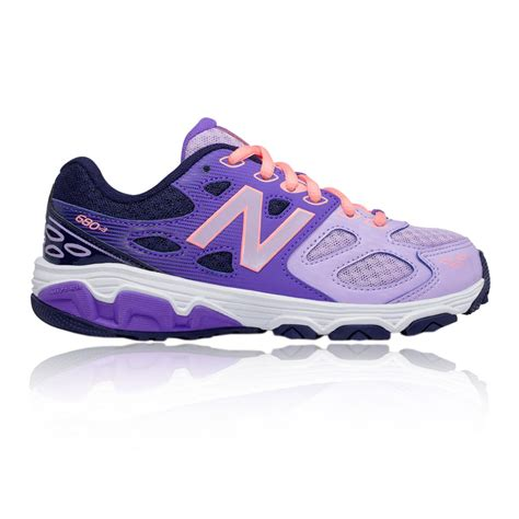 running shoes for juniors new balance 680v3 juniors running shoes aw17 40