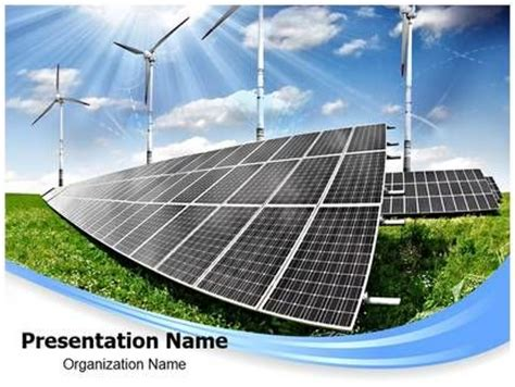 powerpoint slide designs solar and presentation templates