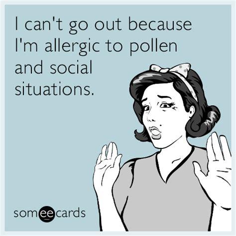 Allergy Meme I Feel It