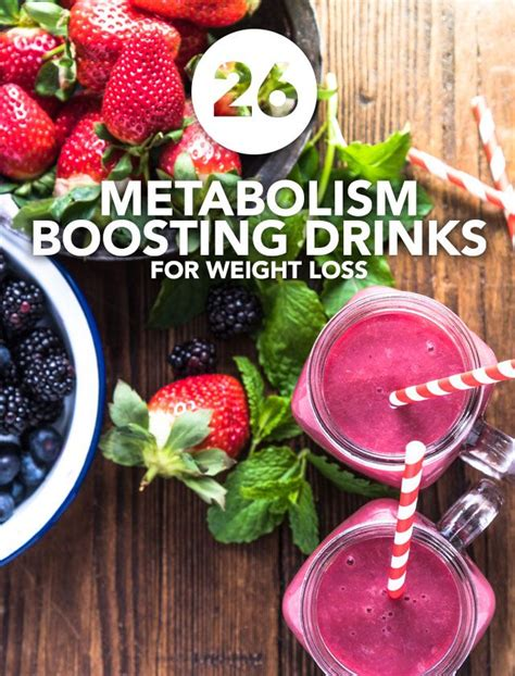 Metabolism Boosting Detox Drinks by I These Metabolism Boosting Drinks They Are Nutrient