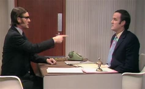 monty python argument room is this the right room for a synthesised argument broadsheet ie