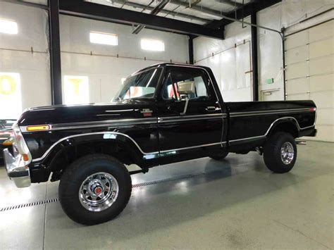 ford f150 long bed 1979 ford f150 long bed 4x4 for sale classiccars com