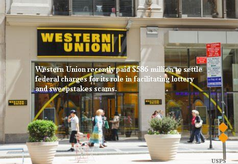 Western Union Sweepstakes - western union fraud victims to receive compensation postal employee network