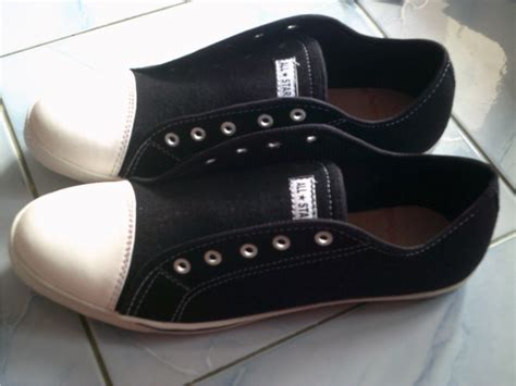Sepatu Converse Kulit Hitam sepatu converse all harga grosir murah grosir sandal sepatu murah