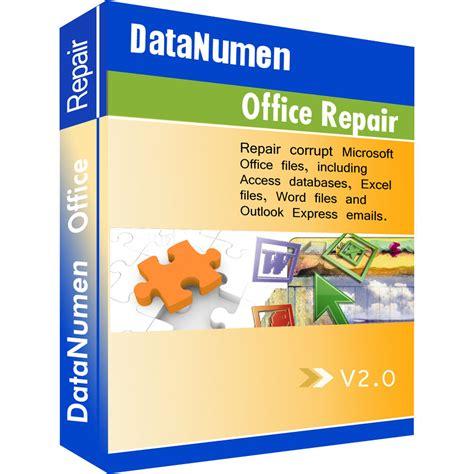 Office Repair Datanumen Advanced Office Repair Aofrfull2011 B H