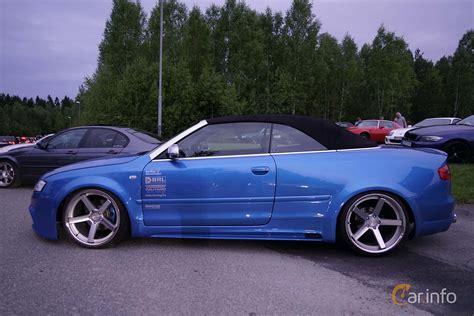 Audi A4 2 4 V6 by Audi A4 Cabriolet 2 4 V6 Multitronic 170hk 2003