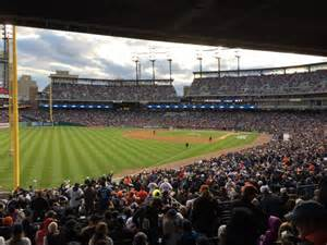 It Section 143 1 comerica park section 143 row 45 seat 1 detroit tigers