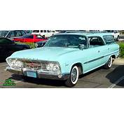 61 Dodge Wagen  1961 Polara Station Classic