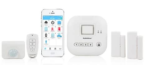 skylink offers home security for the do it yourselfer