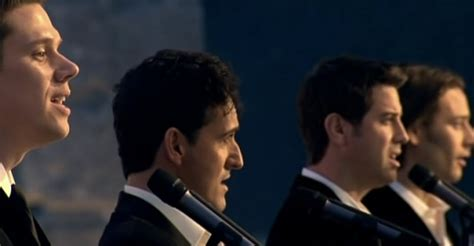 il divo amazing grace il divo singing amazing grace cover took my breath away