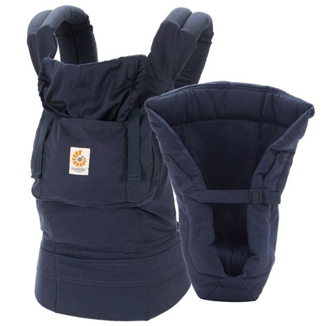 Organic Baby Carrier by Ergobaby Organic Bundle Of Infant Carrier With Insert