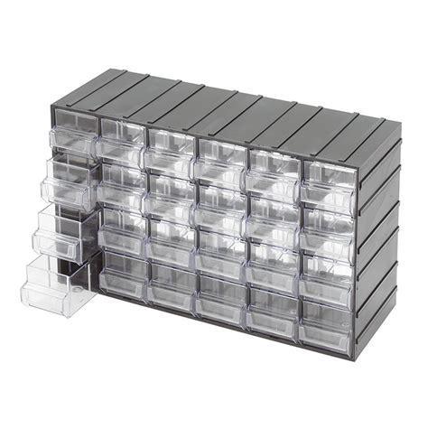 cassetti plastica cassettiere con cassetti estraibili trasparenti c085 24