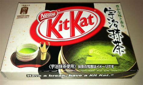 Brownies Kitkat Greentea Almond 5 things you didn t about kit bars