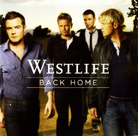 westlife back home cd album at discogs