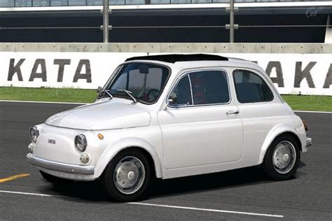 Fiat Pronunciation by Gt5 Fiat 500 R