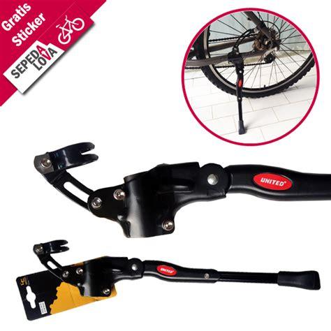 C Standar Sepeda Standing jual kickstand atau standar sepeda united kxy 1315 sepedalova