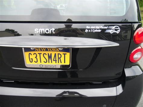 Creative Vanity Plates by These Took Creative License Plates To The Next Level