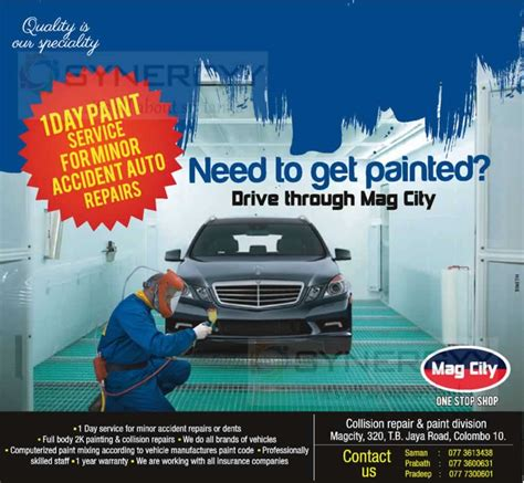 car service for a day 1 day vehicle paint service in colombo mag city synergyy