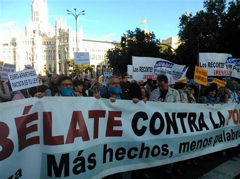 informe foessa 2013 desigualdad y derechos sociales la alianza espa 241 ola contra la pobreza lucha por erradicar