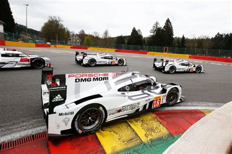 porsche 919 hybrid real racing porsche confusion costs spa win ferdinand