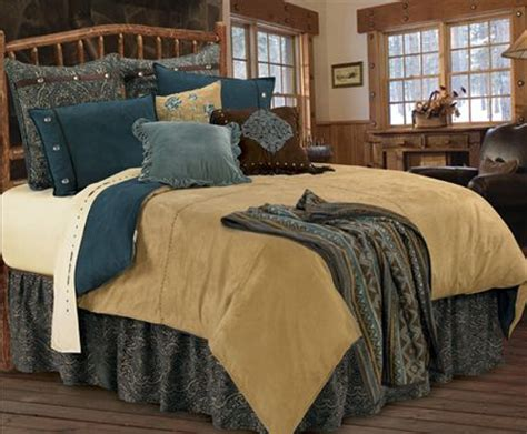 home decor bed sheets bella vista western bedding duvet cover set with turquoise
