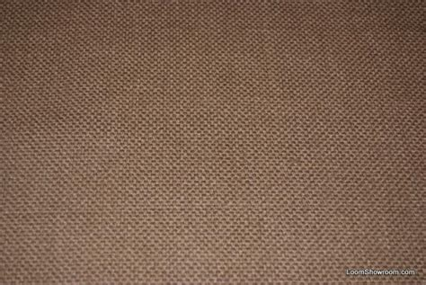 Cotton Upholstery Fabric by Rl558 Motif Ralph Brown Burlap Texture Heavy Weight