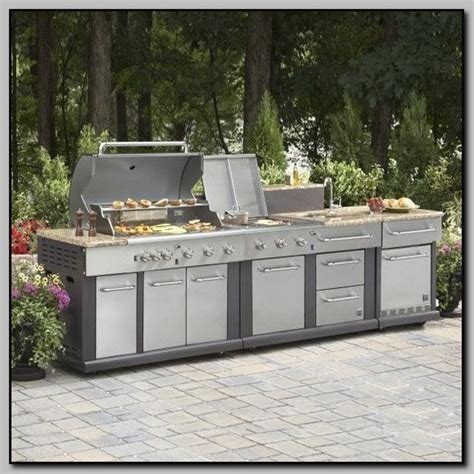 outdoor kitchen modular easy bbq oven samsung electric convection ovens