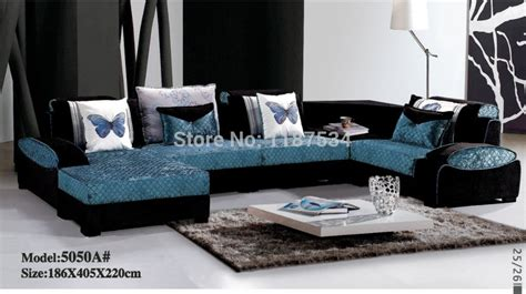 Furniture Set For Living Room 5050a High Quality Factory Price Home Furniture Living Room Sofa Sets Fabric Corner Sofa Set In