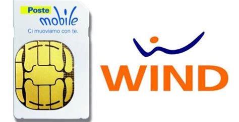 poste mobile operatore poste mobile tradisce vodafone e passa a wind dday it
