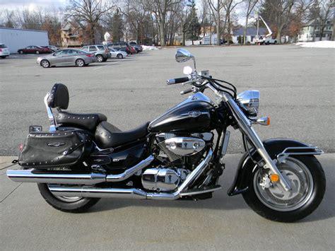Suzuki Ma 2005 Suzuki Boulevard C90t Black 2005 Suzuki Cruiser