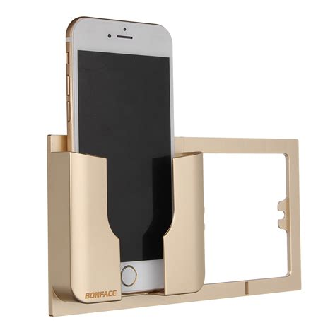 Holder Wall Charging by Multifunctional Wall Socket Mobile Phone Stand Wall